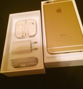 iPhone 6,16 gb, Gold