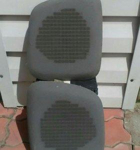 Крышки задней полки на колонки для аккорд