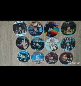 Концерты и фильмы blu ray
