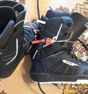 Ботинки для сноуборда Burton invader