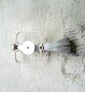 Копканы охотничьи с цепочками