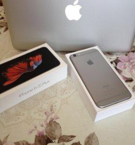 iPhone 6s Plus Space Gray 16GB