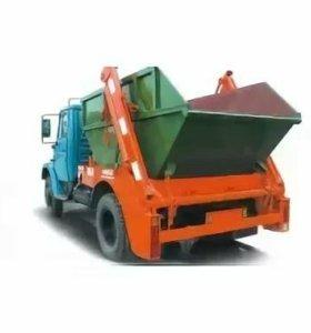 Вывезем ваш строительный мусор