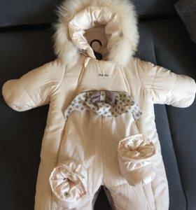 Комбинезон-трансформер 62-74 Malek Baby