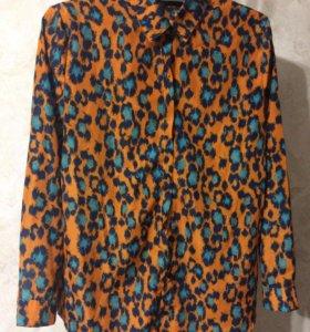 Блуза , рубашка M