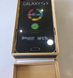 Samsung Galaxy s5 LTE. Новый