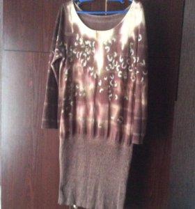 Платье р 48-50
