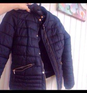 Куртка из BERSHKA