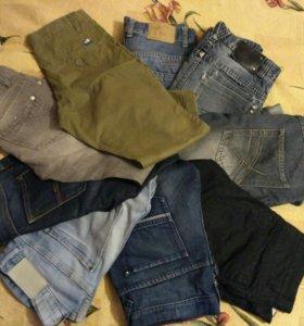 Фирменные джинсы 146-158 h&m, C&A, Picolino