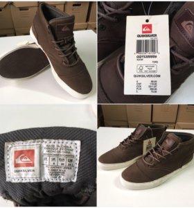 Кроссовки, кеды, ботинки Quicksilver 40 размер