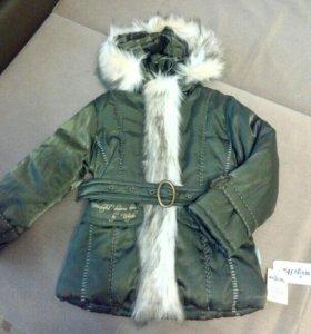Новое пальто wojcik