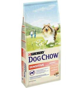 Корм для собак Дог Чау 14 кг