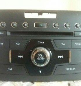 Штатная mp3 магнитола Honda CR-V (c 2013 г.) новая