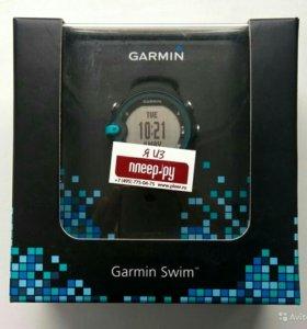 Часы для плавания в бассейне Garmin Swim