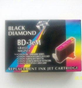 Картридж black diamond BD - 3eM GR-4122 для Canon
