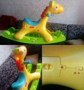 Fisher Price жираф