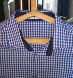 Рубашка мужская 48-50 новая