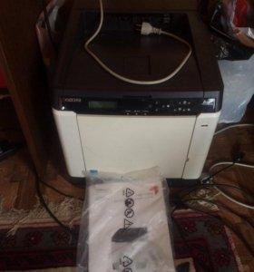 Офисный лазерный принтер