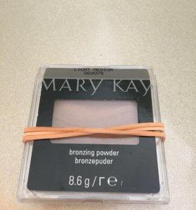 Бронзирующая пудра MaryKay