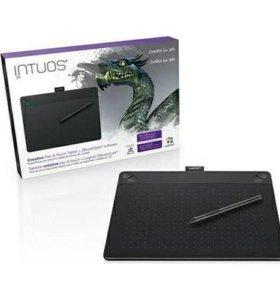 Графический планшет Wacom Intuos 3D Black