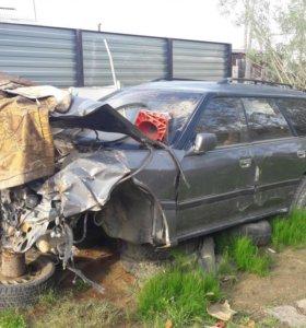 Subaru legacy1989 год