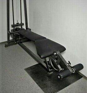 Силовые спортивные тренажеры
