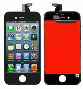 Дисплей для iPhone 4g с сенсером
