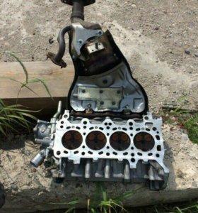 Двигатель в разбор Мазда Демио