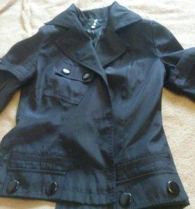 Весенний пиджак-курточка