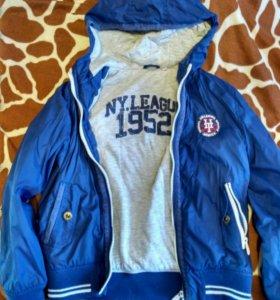 Фирменная куртка C&A 146
