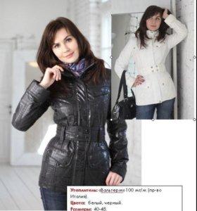 Женская курточка новая