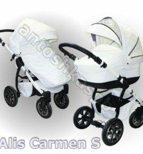 Детская коляска Indigo Carmen 2 в 1