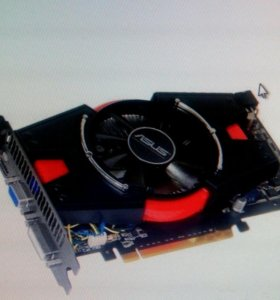 Видеокарта GeForce GTX 550 TI