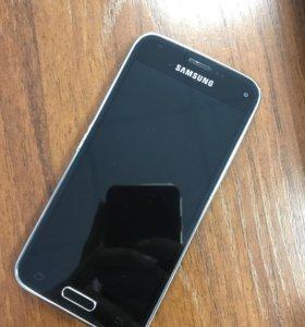 "Смартфон ""Samsung"" Galaxy S5 mini SM-G800F 16 GB"
