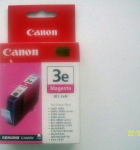 Картридж Canon BCI -3eM (Magenta) - пурпурный