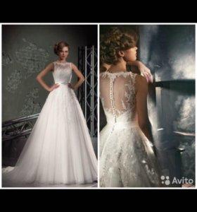 """Свадебное платье английской фирмы """"Love Bridal"""""""