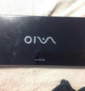 Sony VAIO VGN-P31ZRK Black нетбук в идеал. состоян