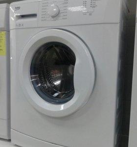 Новая стиральная машина BEKO