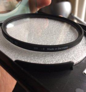 Фильтр UV heliopan 72 mm германия