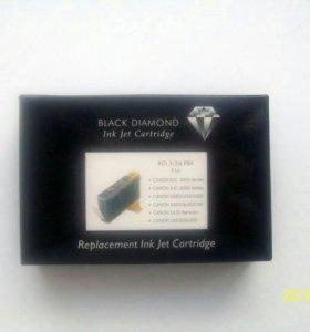 Картридж black diamond BDI 3/3e PBK для Canon