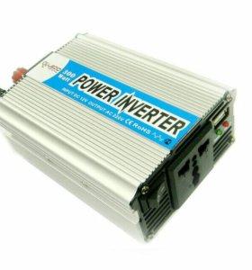 Автоинвертор 300W 12V-220V Ledo Standart