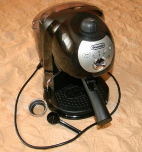 Кофемашина Delonghi ES 200 CD.B