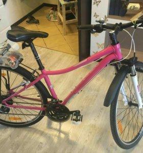 Новый велосипед ROUX