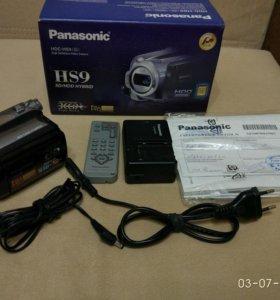 Видеокамера Panasonic HDC-HS9