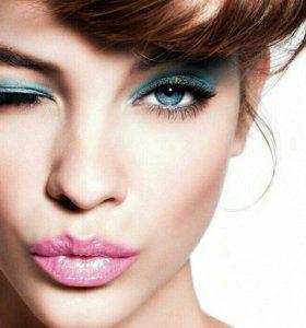 проффесиональный макияж