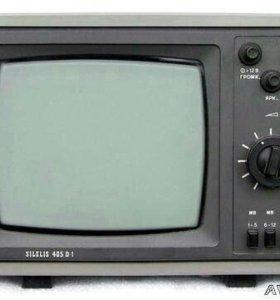 Коллекционный телевизор silelis /шилялис