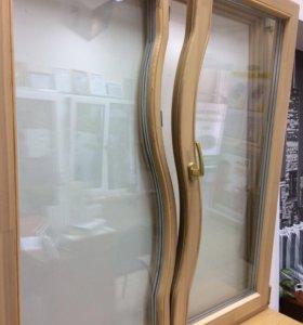 Окна ПВХ,деревянные окна