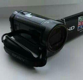 Цифровая видеокамера HD