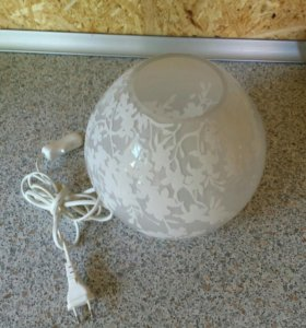 Лампа ночник ИКЕА настольная и напольная