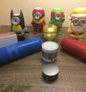 Колонки Bluetooth (speaker)